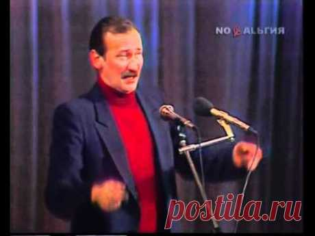 Leonid Filatov literary parodies to poets