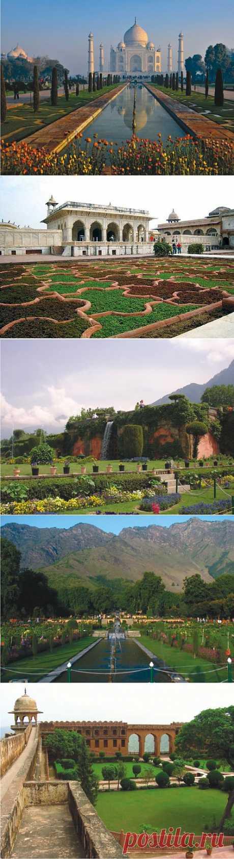"""En India desde hace mucho tiempo se refieren al árbol, la flor y el jardín en total, muy con tremblor. Los hindúes hablan: «Mi jardín - mi vida». Criar el jardín en India es una ciencia no sólo agraria y el diseño, sino también la dirección entera espiritual — \""""Vastu\"""" llamado en honor al dios de la parcela de tierra.\u000d\u000a\u000d\u000a \u000d\u000a\u000d\u000aSi creer a esta dirección, la tierra en que vives, la casa, las planta, que te rodean, las flores, — todo influye sobre tu salud, el mundo interior y la armonía con el mundo en total."""