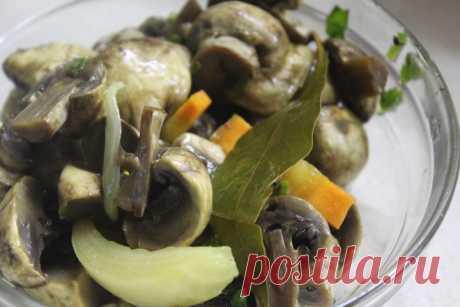 Маринованные грибы по-итальянски - рецепт с фото пошагово Маринованные грибы по-итальянски - пошаговый кулинарный рецепт приготовления с фото, шаг за шагом.