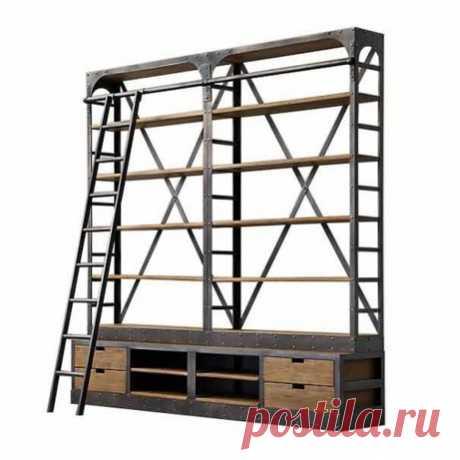 Стеллаж - купить за 280 000 рублей в интернет магазине с доставкой!
