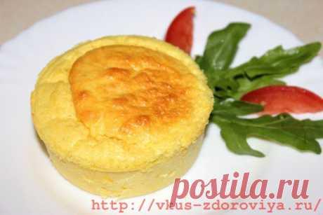 (+1) тема - Нежное сырное суфле   Любимые рецепты