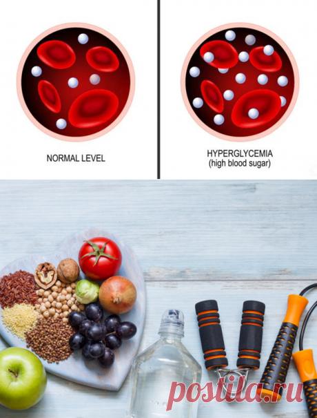 Натуральные способы контроля сахара в крови... - медиаплатформа МирТесен