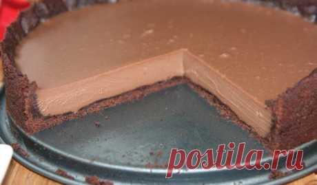 Самый популярный десерт в кафе и ресторанах – «Шоколадный тарт»! — Мир интересного