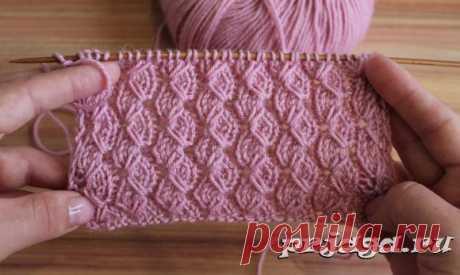 Узоры вязания спицами - Результаты из #70
