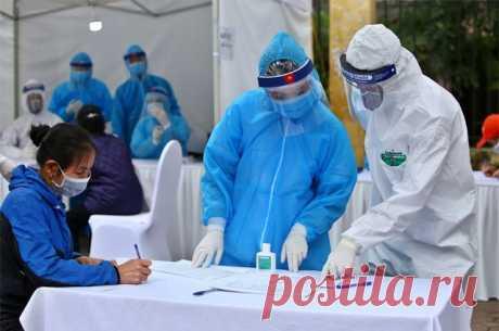 Ей пришёл Ханой. Почему Вьетнам смог задушить пандемию в зародыше - ДОСТОЙНАЯ ЖИЗНЬ НА ПЕНСИИ - медиаплатформа МирТесен