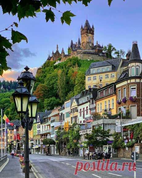 Кохем, Германия.