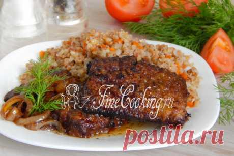 Отбивные из печени говяжьей Отбивные из печени - это очень вкусное и сытное блюдо, которое нравится многим.