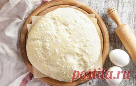Универсальное тесто для пирогов, которое не черствеет! | PASTRY CHEF | Яндекс Дзен