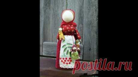 Кукла Рябинка, подборка мастер-классов