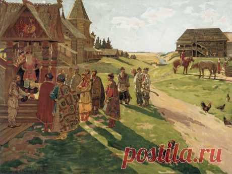 Кого можно считать славянином на самом деле