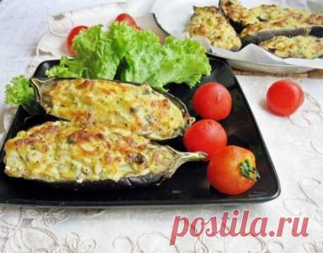 Баклажаны в духовке - рецепты / Простые рецепты