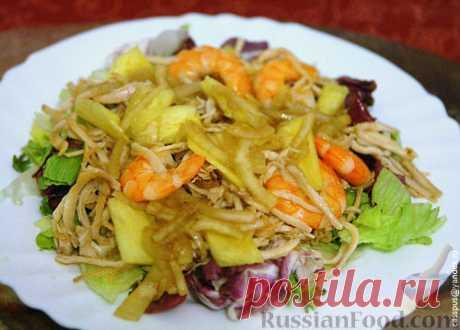 Устройте любимым вечер тайской кухни - 22 рецепта с фото.