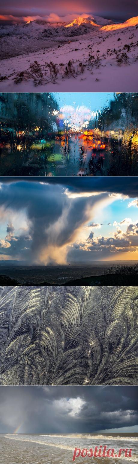 «Лучший фотограф атмосферных явлений 2016 года». Какой бы выбрали Вы? — Фотоискусство