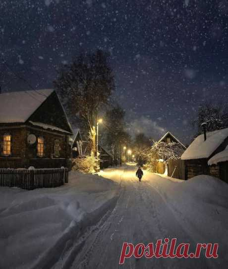 Winter walk to Andreapol (Russia) - 9GAG