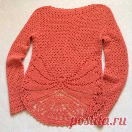 Интересный пуловер от @slana.go93 #пуловер_77 #джемпер_77