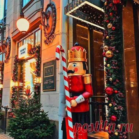 El cuento de Año Nuevo en la calle Grande De cuadra