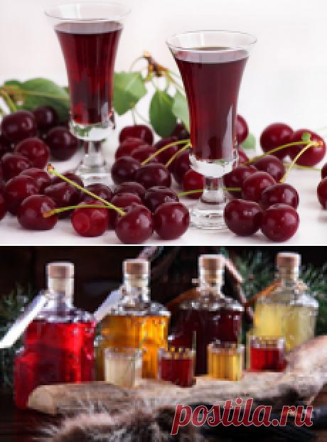 Хмельные сладости: семь рецептов настоек из ягод