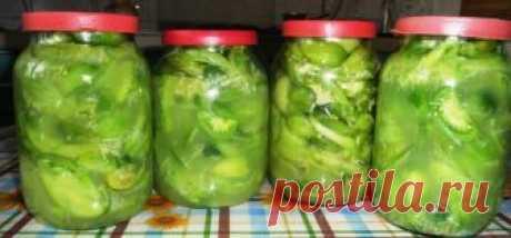 Зелёные помидоры на зиму: рецепты на любой вкус Как заготовить на зиму зелёные неспелые помидоры. Пошаговые рецепты с фото и видео.