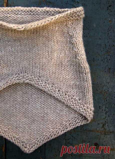 Бактус спицами — Сделай сам, идеи для творчества - DIY Ideas