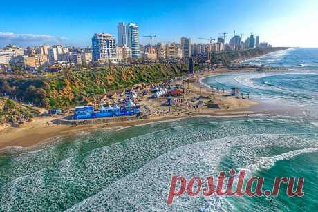 Погода в Нетании в апреле (Израиль) – точный прогноз на месяц