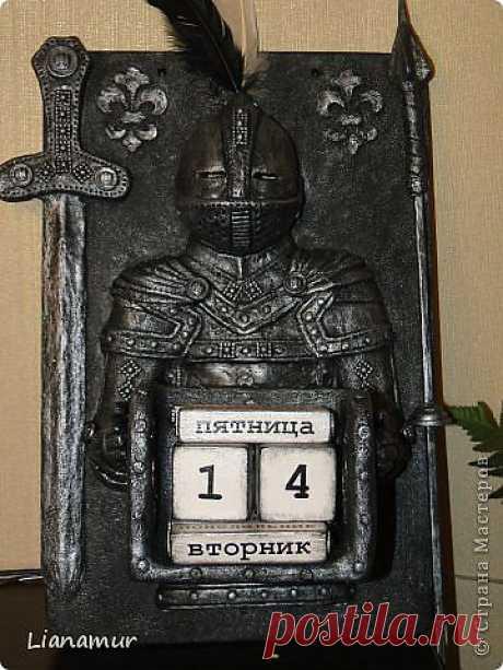Хранитель вечного календаря | Страна Мастеров