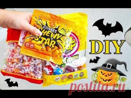 5 DIY: Сладкие идеи на Хеллоуин* Halloween sweet ideas