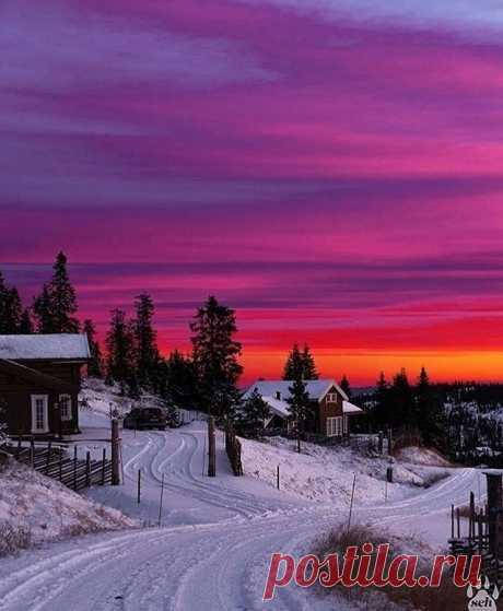 Natrudstilen, Norway Photo by @itseriksen  Tag Your Friends  ...