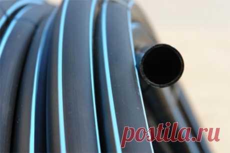 Пластиковые водопроводные трубы опасны для человека