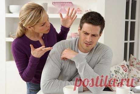 Las faltas femeninas en las relaciones \/ Todo para la mujer