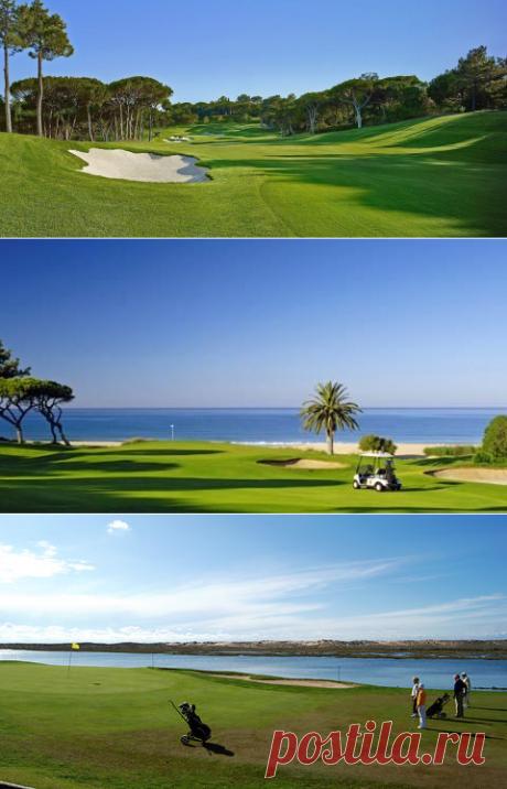 Golfe Quinta do Lago - Quinta do Lago Country Club Golfe - Algarve