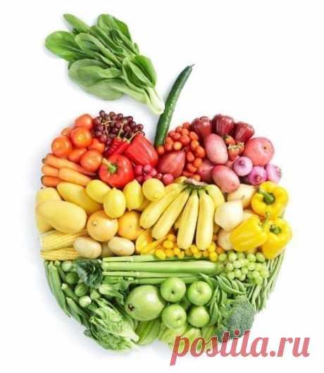 30 продуктов, ускоряющих метаболизм / Будьте здоровы