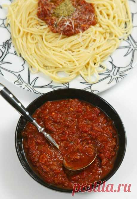 La salsa boloneze
