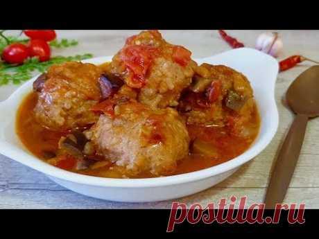 Такую вкуснятину из БАКЛАЖАН и ФАРША нужно срочно готовить! Уверяю это самый вкусный РЕЦЕПТ в мире!