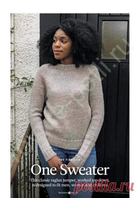 One Sweater от The Fibre Co.