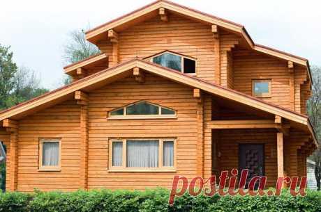 Как спасти деревянный дом от жука-древоточца: советы специалиста
