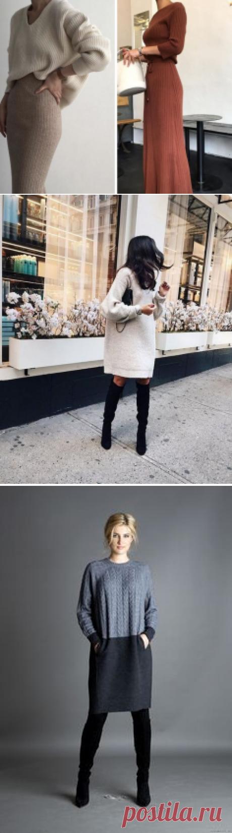 Как носить теплые вещи стильно. – В РИТМІ ЖИТТЯ