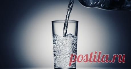 Счемпить теплую воду поутрам, чтобы похудеть