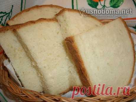 Очень вкусный домашний хлеб из пшеничной муки  Что может сравниться с запахом свежеиспеченного хлеба? Передать словами невозможно, но почувствовать это можно, если последовать данному рецепту. Поверьте, что домашних к столу дважды приглашать не п…
