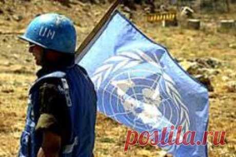 """Сегодня 29 мая отмечается """"Международный день миротворцев ООН"""""""