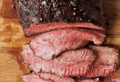 Секреты лучших стейков: жарим с перцем | Краше Всех