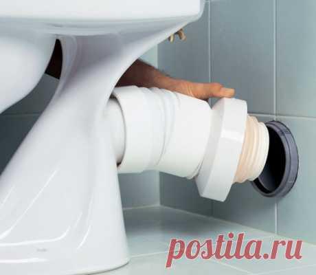 Способы подключения унитаза к канализации: или как это сделать лучше — Полезные советы