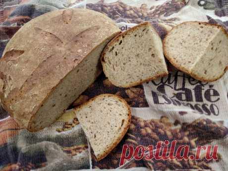 Хлеб с зернами льна | Светлана Печенкина | Яндекс Дзен