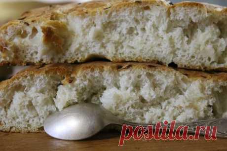 Луковый хлеб. Зачем покупать, когда свой намного вкуснее и дешевле? | Деревенские записки | Яндекс Дзен