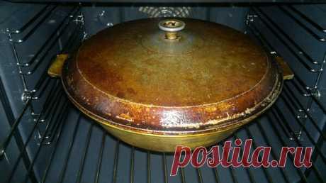 Застарелый жир со сковороды очищаем простым способом   Идеи для дома и окружения   Яндекс Дзен