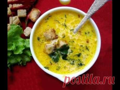 Dietary, but very tasty soup in 10 minutes. Pleasant appetite :)