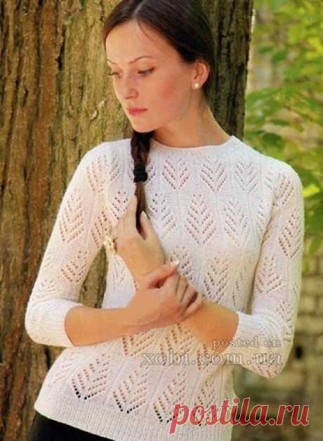 Pattern for a pullover