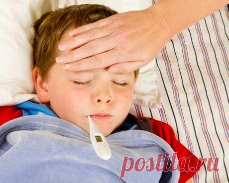 Хватит проводить опыты на собственных детях! Золотые правила в борьбе с температурой: что можно, а что категорически запрещено