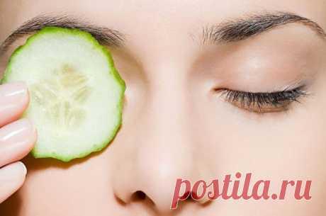 8 масок для преображения глаз — Полезные советы