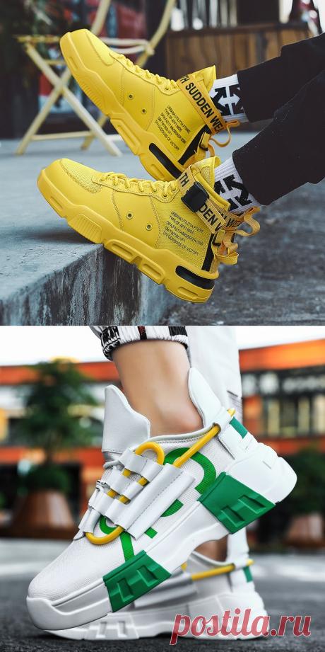 Модные мужские кроссовки 2020 на Алиэкспресс — Алиэкспресс Обзор