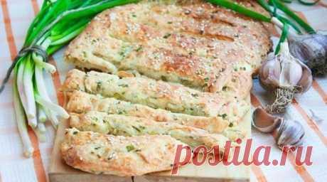Очень приятный и необычный луковo — сырный хлеб | я умею! я могу! | Яндекс Дзен